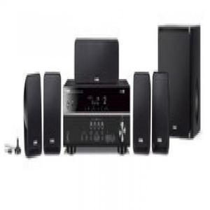 Home theater yamaha yht-2910 com 5.1 canais de áudio 500w