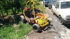 Kart cross 125 cc