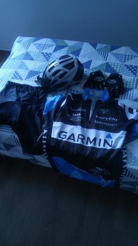 Kit ciclismo top,otimo preço