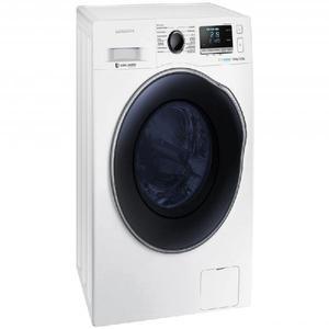 Lava e seca samsung wd90j 9kg branca com função eco bubble