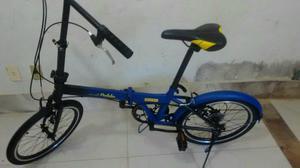 Linda bike top. uma dobrável. usada uma única vez.