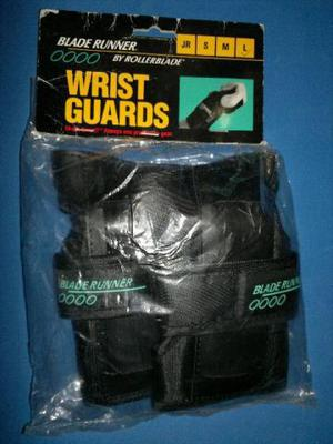 Luva wrist guard patins skate fitness protetor mão