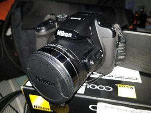 Maquina fotográfica nikon b700