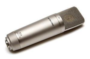 Microfone m-audio nova usado