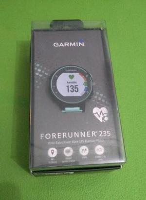 Relógio garmin forerunner 235 gps com monitor cardíaco