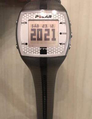 Relógio polar ft4