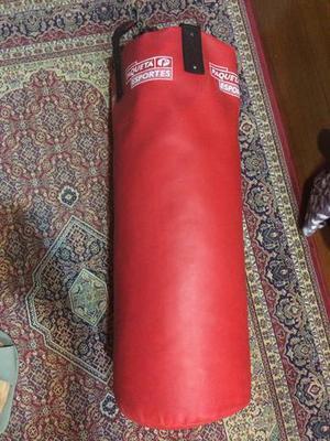 Saco de boxe linha profissional