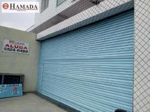 Salão comercial para locação - são paulo / sp, bairro