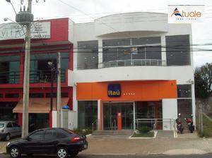 Salão comercial para locação, parque da amizade (nova