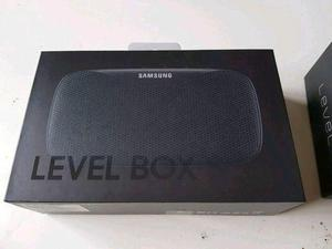 Samsung level box slim - caixa de som bluetooth