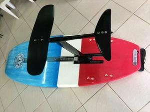 Stand up surf hidro foil