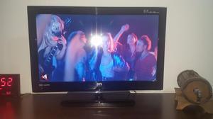 Tv 32 polegadas ultra slim led hd hdmi
