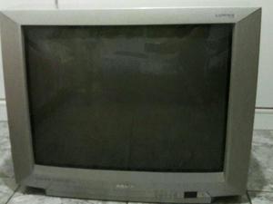 "Tv semp tubo 29"" com controle remoto"