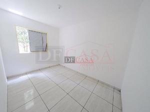 Apartamento residencial à venda, vila carmosina, são