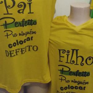 Camisa personalizada com foto ou tema