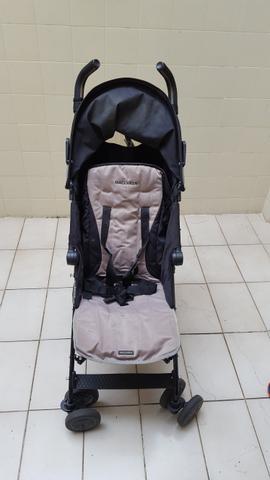 Carrinho reclinável para bebê mclaren quest