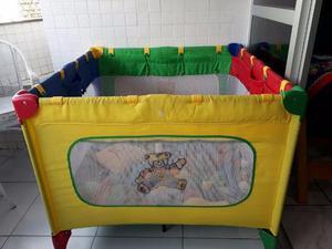 Cercado playground brink colorido (burigotto)