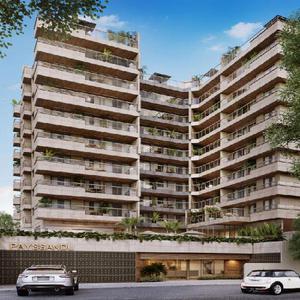Flamengo rua paissandu, fino acabamento 3 qts. 106 m², 2