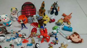 Lote de brinquedos de meninos (mais de 80 itens)
