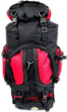 5fb648419a Mochilão camping mochila para viagem 150litros