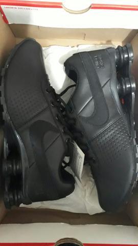 Nike shox black edition de r$300 por r$180 pronta entrega