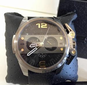 fa769542b55 Relógio d.i.e.s.e.l 5 bar - dz4386 (masculino) ironside -