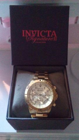 Relógio invicta signature ii
