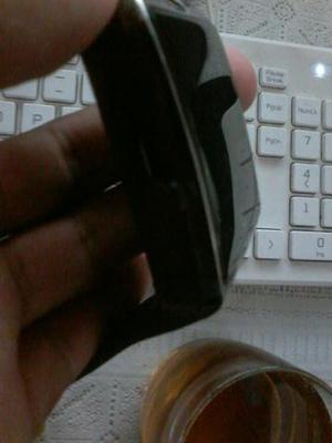 Relógio q18, entrada de chip e cartão de memória