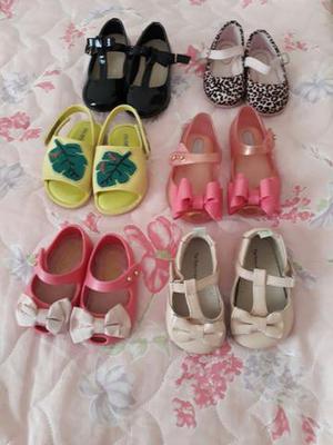 Sapatos em perfeito estado