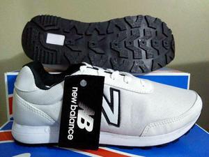 Tênis new balance encap branco/preto ótima qualidade lindo