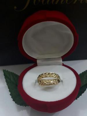 Vendo alianças de ouro 18k (750) com preços promocionais!