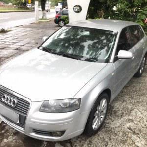 Audi a3 sportback 2.0 16v tfsi s-tronic 2007