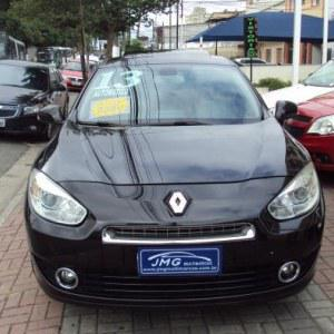 Renault fluence sedan privilège 2.0 16v flex aut 2013