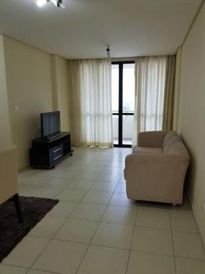 Apartamento 3 quartos mobiliado condominio central park |