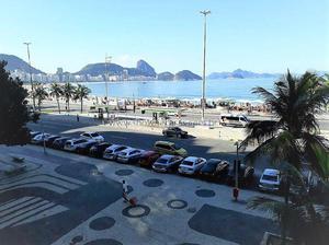 Apartamento avenida atlântica copacabana rj