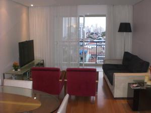 Apartamento residencial à venda, belenzinho, são paulo -