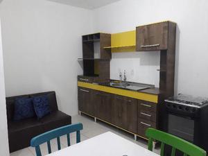 Apartamento temporada em torres - rs, 01 quarto