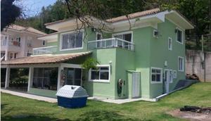 Casa à venda - condomínio quintas do pontal, recreio dos