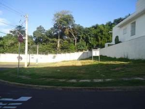 Terreno residencial à venda, condomínio mont blanc,