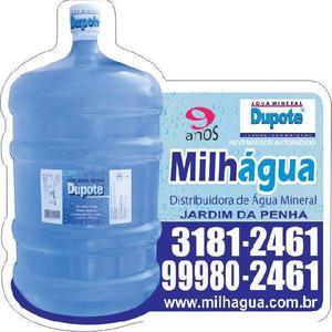 Agua mineral jardim da penha