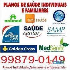 Planos : UNIMED, SAMP, MEDSENIOR (27) 3055 4439 2