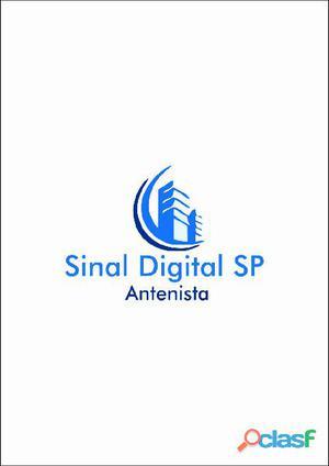 Sinal digital sp