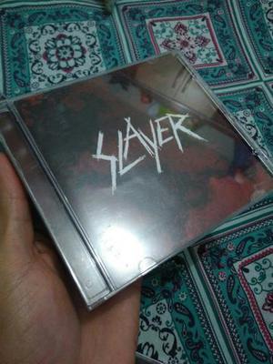 3 Cds ORIGINAIS Slayer / Pantera / trhash metal