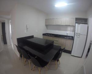Apartamento 02 dormitórios - vaga privativa - quadra mar