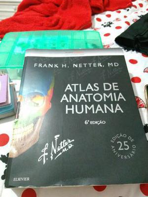 Atlas de anatomia hunana
