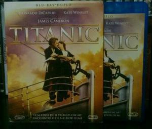 Blu-ray titanic (duplo)