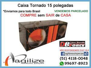 Caixa tornado 15 polegadas - dbforce