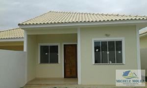 Casas 2 quartos para venda - araruama / rj, bairro