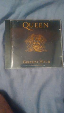Cd: queen - greatest hits 2