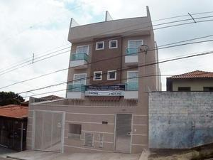Cobertura sem condomínio 80m², 2 dormitórios, vila